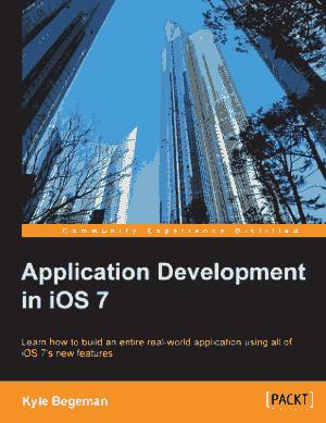 Application Development In iOS 7, Pdf Free Download