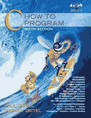 C How to Program 6th Edition Book – FreePdf-Books.com
