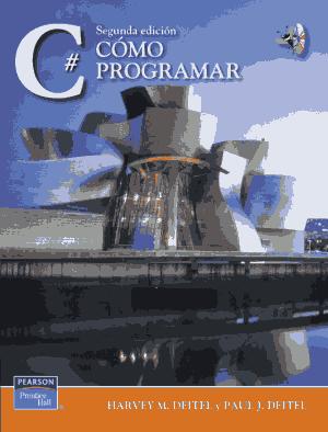 C# Como Programar – FreePdf-Books.com