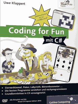 Coding for Fun mit C# – FreePdf-Books.com