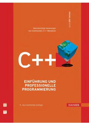 C++ Einf hrung und professionelle Programmierung – FreePdf-Books.com