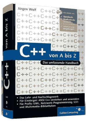C++ von A bis Z Mit CD ROM – FreePdf-Books.com